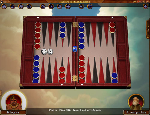 Www Backgammon Com