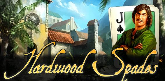 Hardwood spades